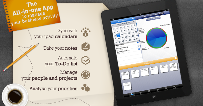 Top 10 best productivity iPad applications