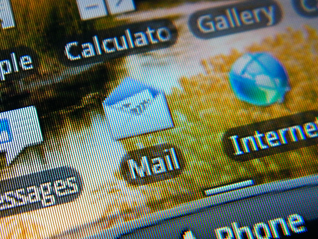 Impact of information technology: Email