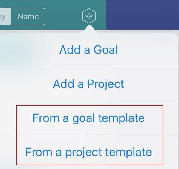 Modèles de projet