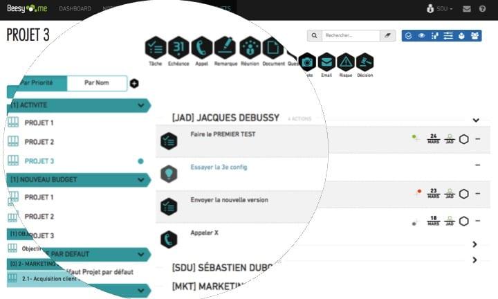 Template projet Découverte Client