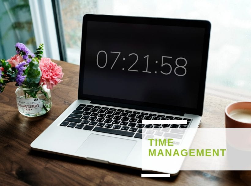 How To Manage Your Time In 8 Steps