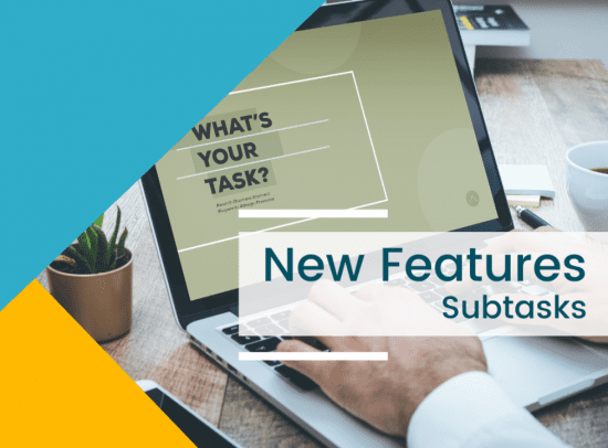 New Features: Subtasks