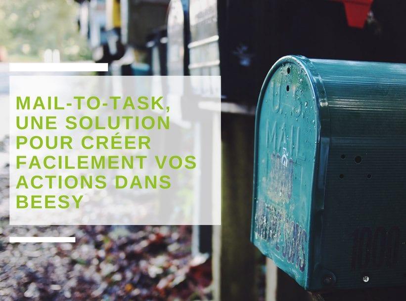 Nouveautés : Vos actions avec pièces-jointes automatiquement depuis vos mails et une optimisation de vos vues Dashboard