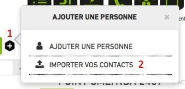 Importer contact