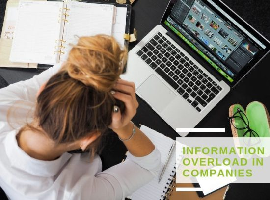 Information overload in companies
