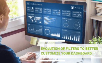 Evolution of filters to better customize your dashboard