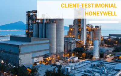 Honeywell Client Testimonial
