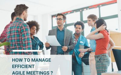 Lead and animate your meetings in AGILE mode